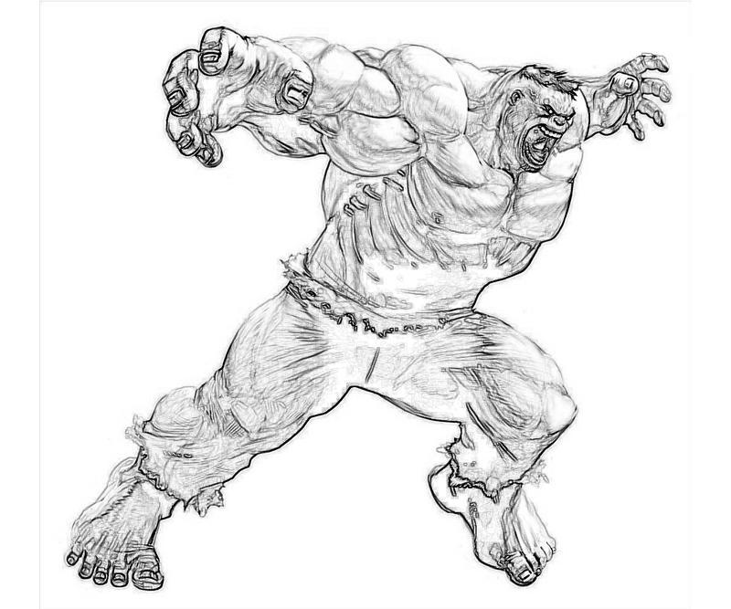 marvel-vs-capcom-hulk-character-coloring-pages