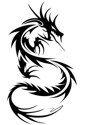 Dragon Tattoo on Lead Role In A Hollywood Remake Of The Girl With Dragon Tattoo Design
