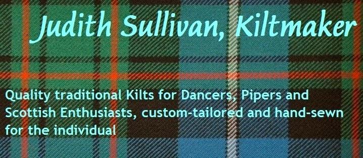 Judith Sullivan, Kiltmaker
