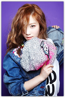 SNSD Taeyeon I Got A Boy Individual Photos