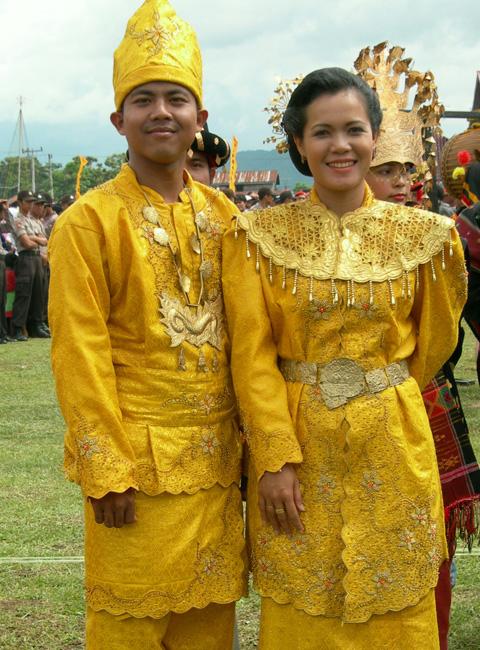 Pakaian adat Padang