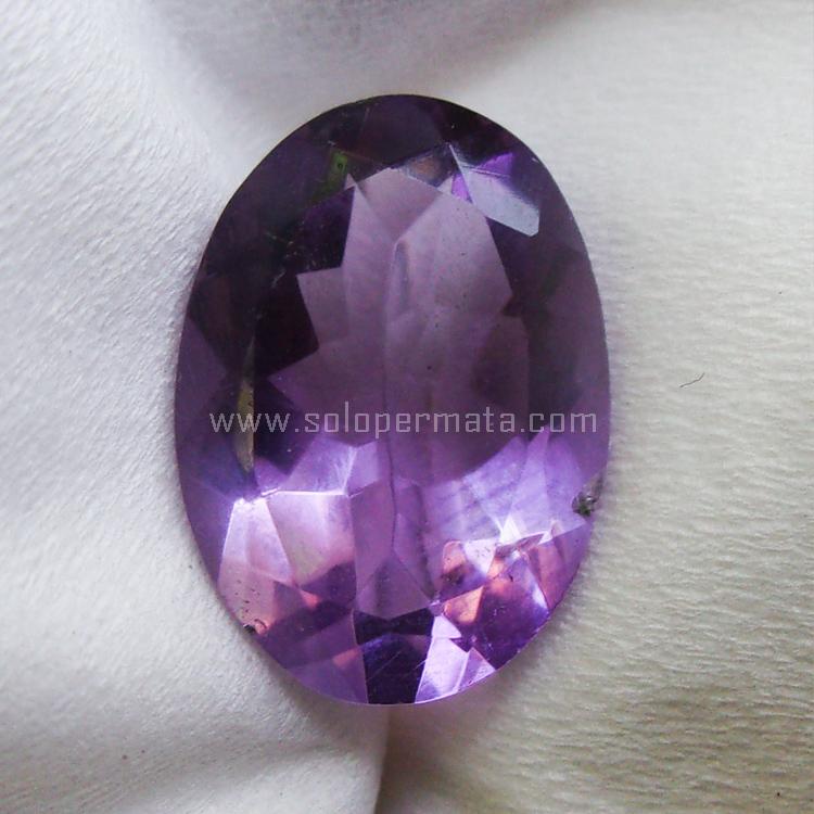 Batu Permata Natural Amethyst - SP951