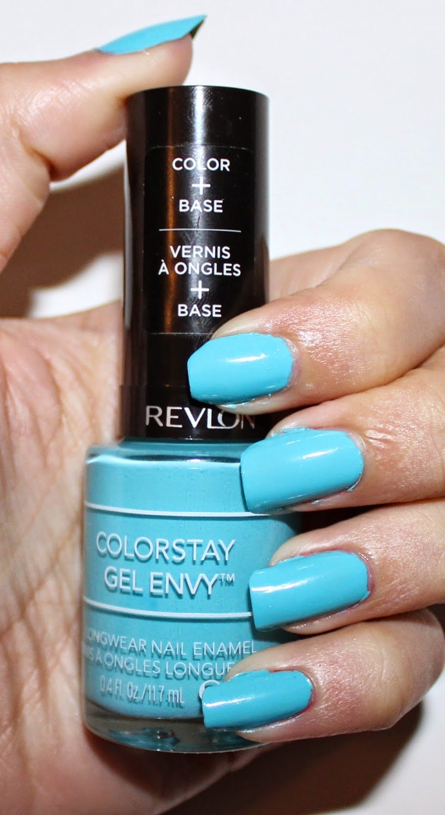 Revlon ColorStay Gel Envy Longwear Nail Enamel in Full House