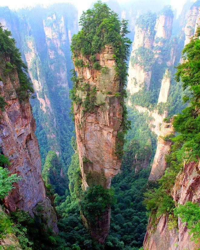 Tempat Di Bumi Paling Menakjubkan