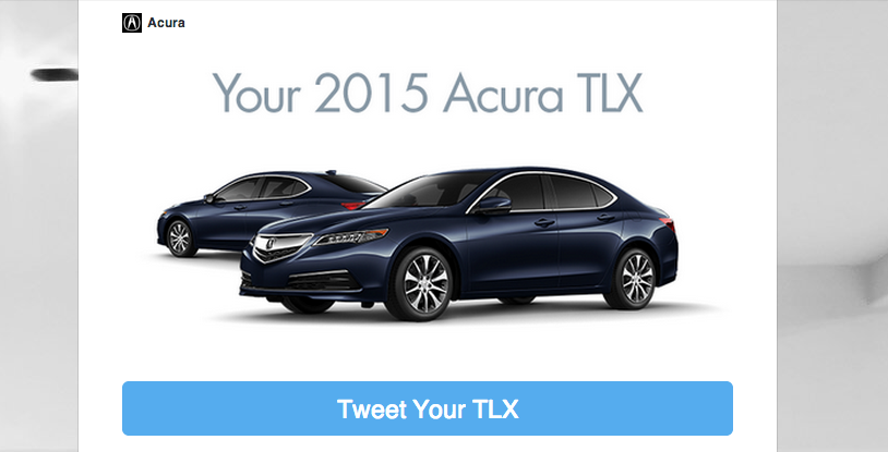Online Marketing Trends Acura