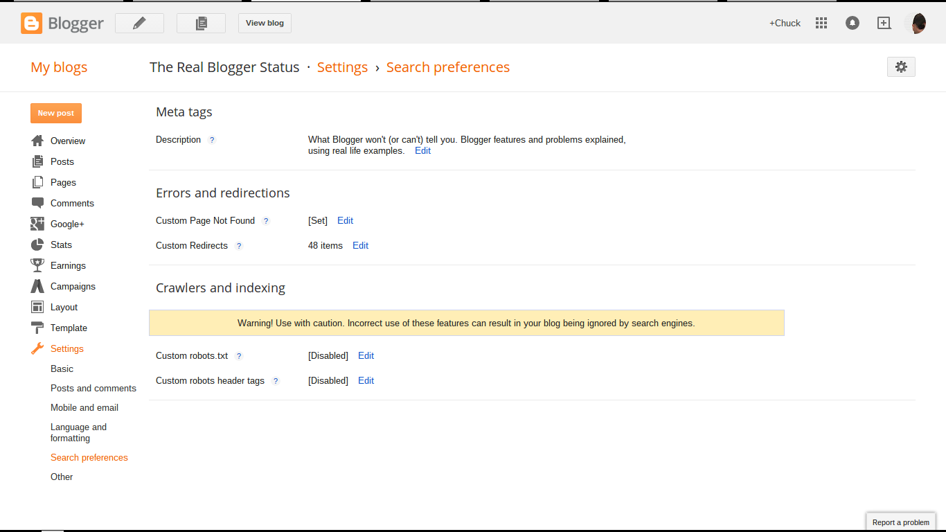 Use Search Description Meta Tags, In Your Posts