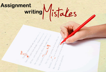 Grammar mistakes in thesis