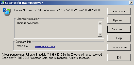 Radmin Communication Server Keyword: Download Radmin Full Version, Download
