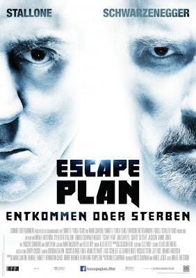 Escape Plan Movie Poster