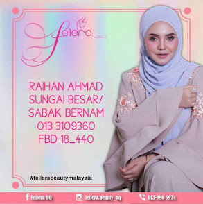 Kisahku bersama Fellera Beauty Malaysia