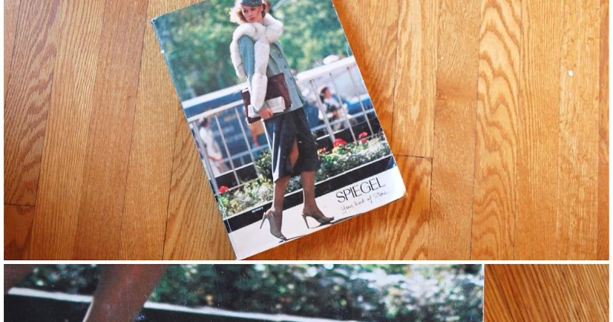 White Wash Spiegel : Dear golden vintage: spiegel catalog 1979