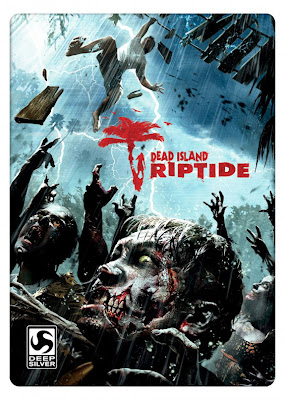Dead Island Riptide front cover