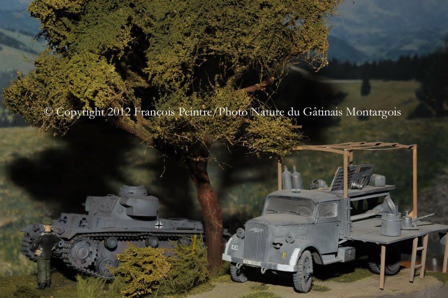 Opel Blitz atelier
