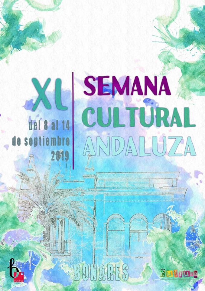 XI SEMANA CULTURAL ANDALUZA