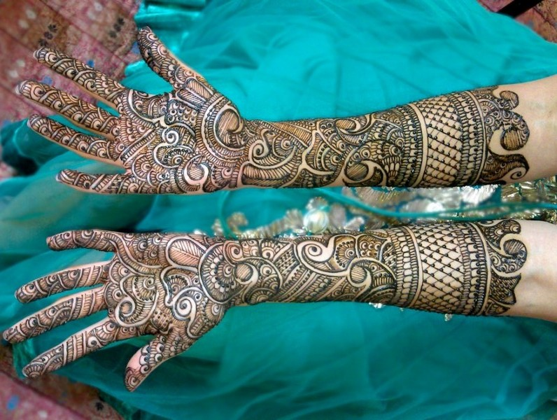 Bridal Mehndi Wallpaper Free Download : Bridal mehndi designs latest best
