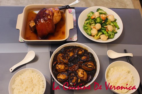 La Cuisine De Veronica 團年飯