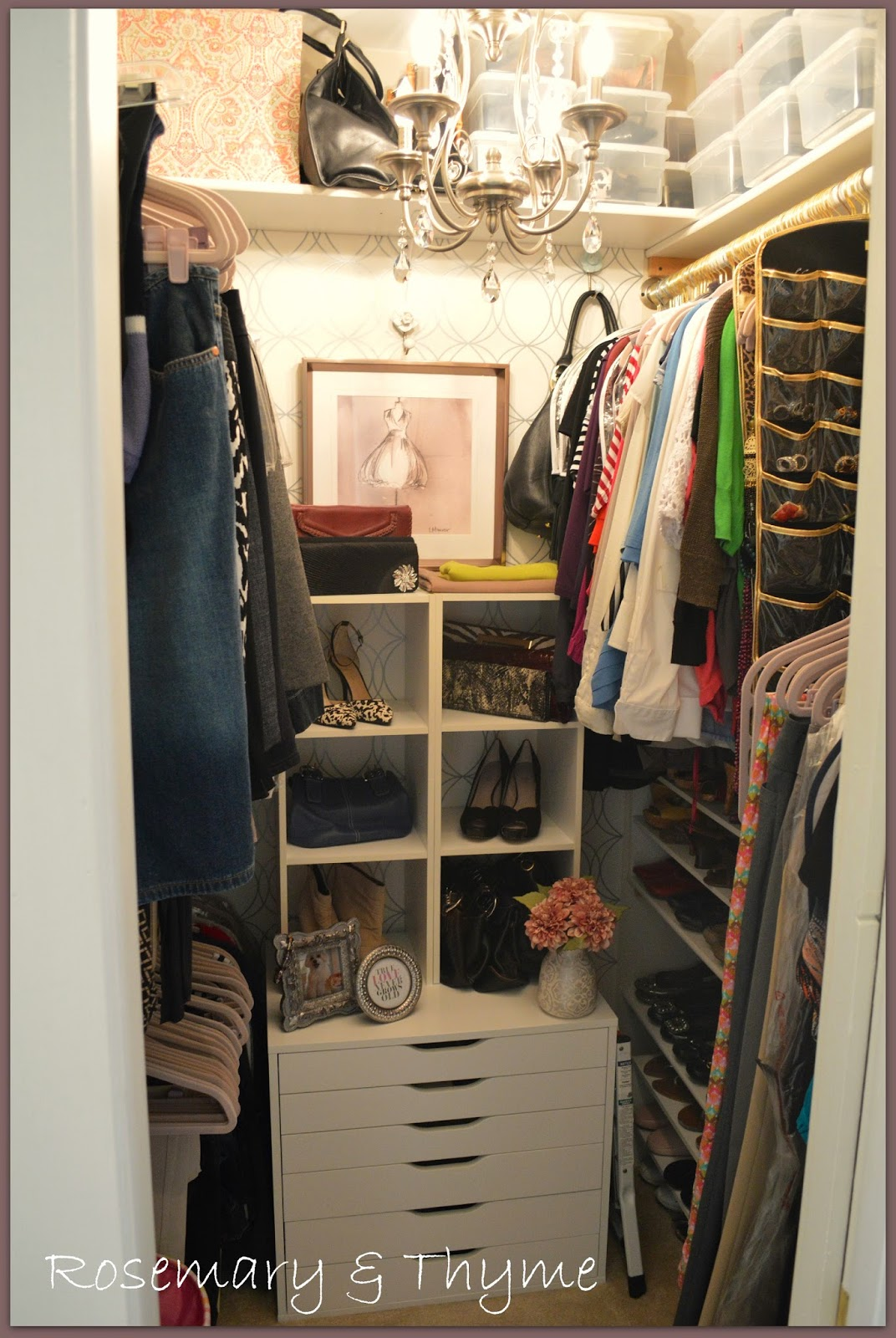 2015 Projects Small Closet Makeover On A Budget