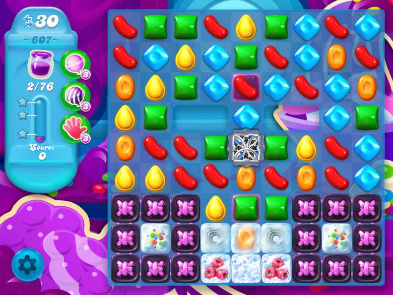 Candy Crush Soda 607