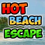 Hot Beach Escape Solucion