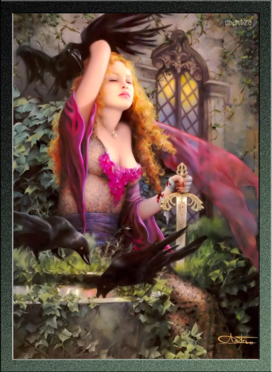 Рыжие девушки ведьм фото 3 фотография