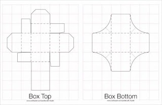 box cards templates
