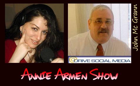 Annie Armen Show | AnnieArmen.com
