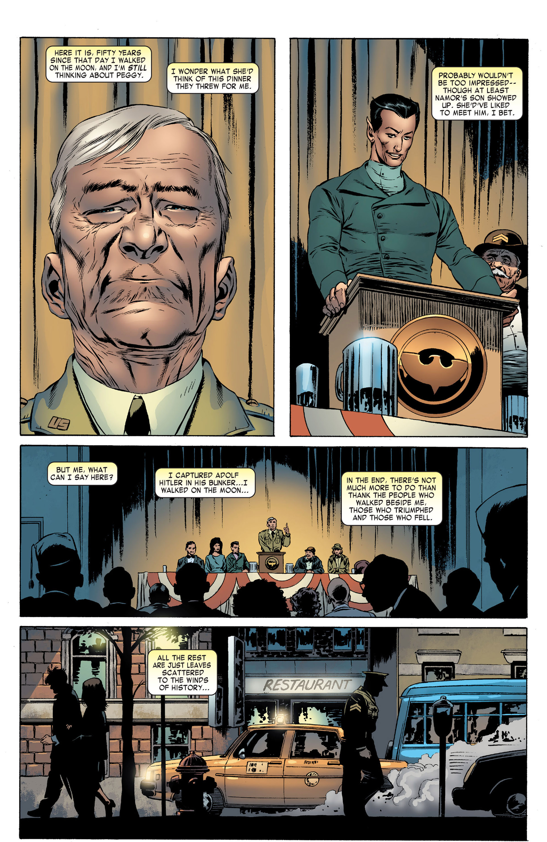 Captain America (2005) Issue #10 #10 - English 21