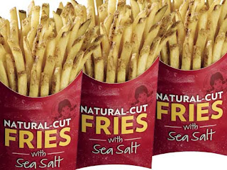 Free Wendy's Fries