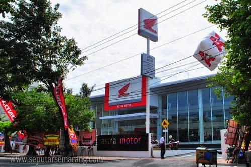 Astra Motor Center Semarang AHM