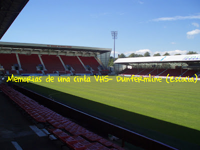 East End Park, Dunfermline Athletic, Escocia, Scotland
