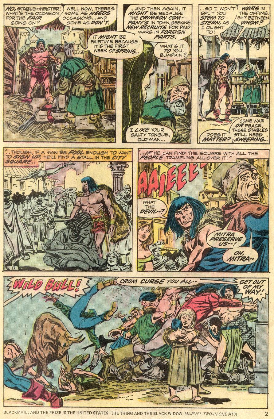 Conan the Barbarian (1970) Issue #52 #64 - English 3