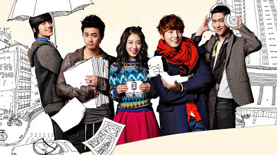 Sinopsis Flower Boy Next Door Episode 1