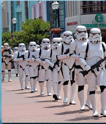 The Magical Blogorail Rides Again * Star Wars Weekends 