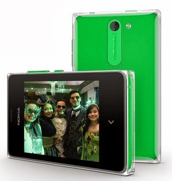 Nokia Asha 503 Green