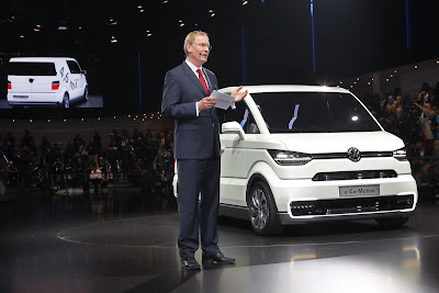 VW e-Co Motion Concept