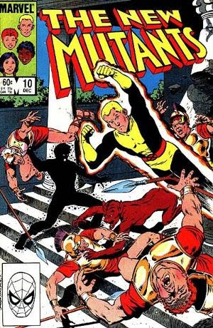 New Mutants #10 image