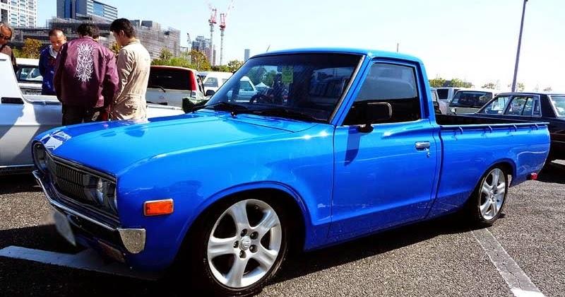 Dunia Modifikasi: Galeri Foto Modifikasi Mobil Datsun Pick ...