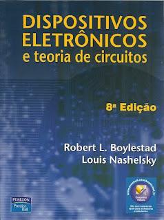 livro Dispositivos Eletronicos e Teoria de Circuitos Boylestad