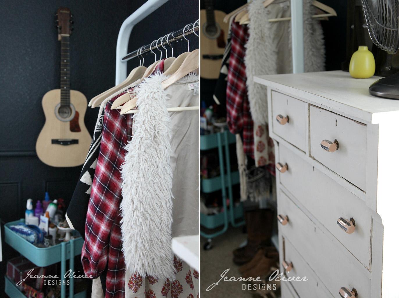 Idee per la camera di una ragazza - Shabby Chic Interiors