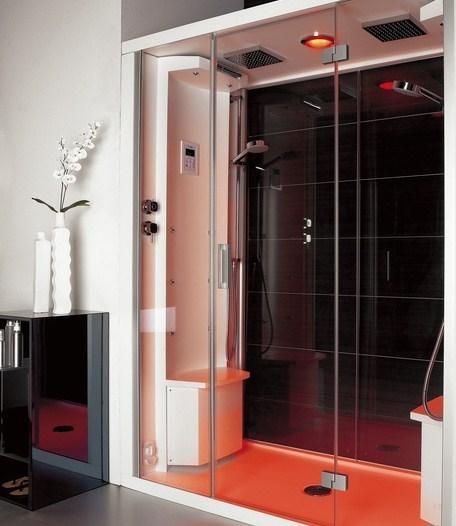 Beautiful and latest bathroom shower cabin designs stylish & simple