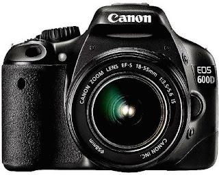 harga Canon EOS 600D
