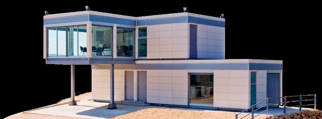 Casas prefabriacadas port tiles y modulares casas modulares - Casas modulares moviles ...