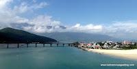 La plage Lang Co