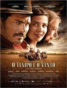 Capa do O Tempo e o Vento 2013 Nacional   RMVB AVI Torrentfilmes