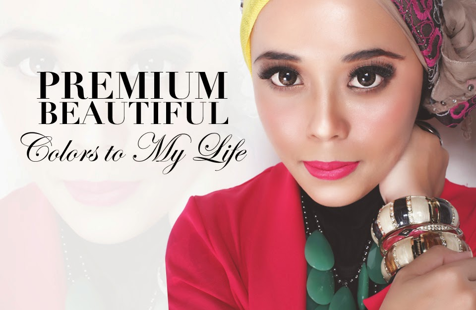 Premium Beautiful : Colors to My Life
