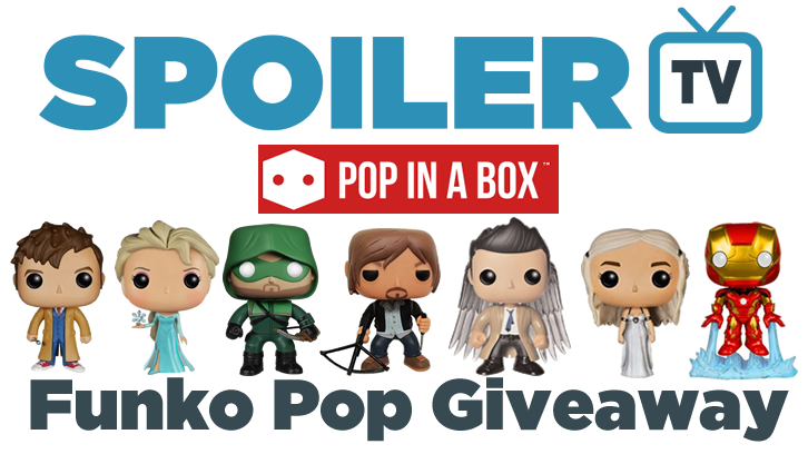 Enter our free #funkopop vinyl figure April Giveaway
