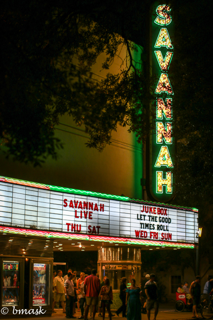 The Savannah Historic Theatre