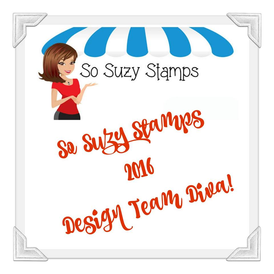 I Design For So Suzy Stamps