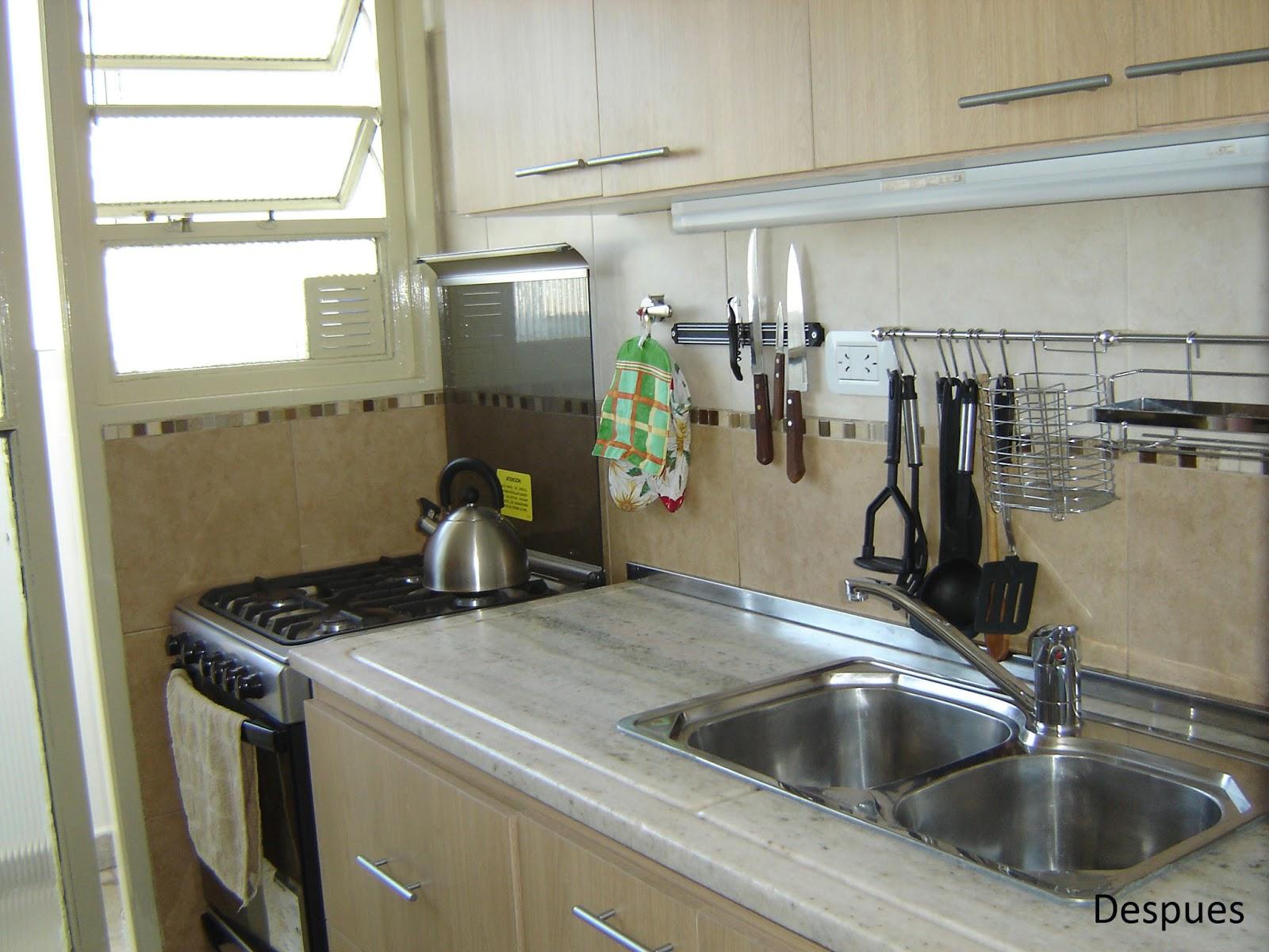 Remodelaciones cocina y lavadero artigas remodelaciones for Lavadero de cocina con mueble