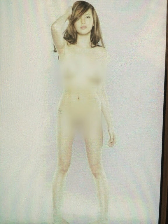 Nude Pictures of Ellen Adarna Leaked